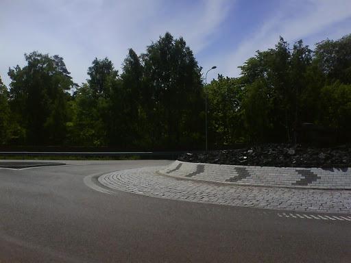 Rondell i Vänersborg