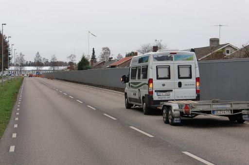 Bullerskydd Lidköping